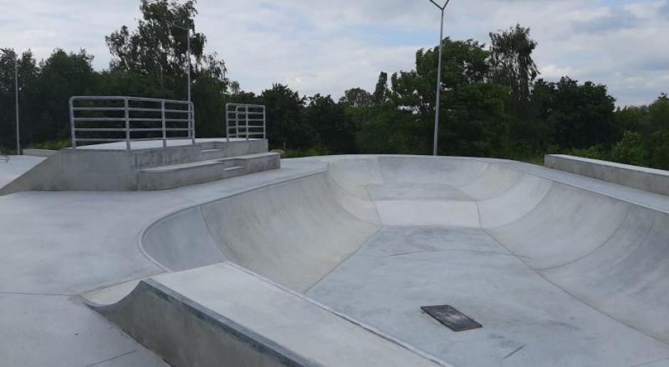 W Szczecinie końca dobiera budowa największego skateparku w mieście