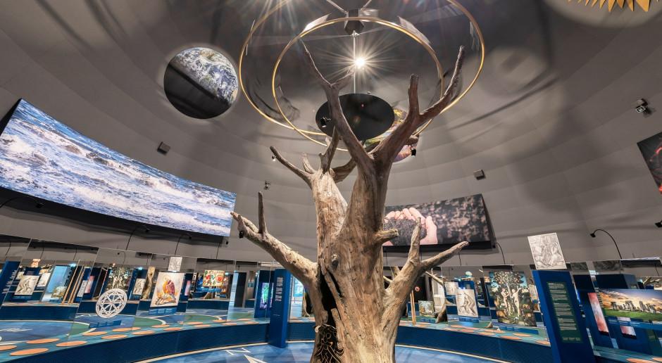Akustyka i kolor w interaktywnym muzeum NaturKraft