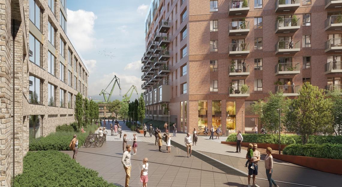 Wielofunkcyjna inwestycja na gdańskim Młodym Mieście coraz bliższa realizacji. Za projektem stoi Rainer Mahlamäki