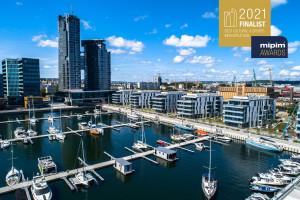 Yacht Park & Marina Yacht Park w Gdyni z nominacją w międzynarodowym plebiscycie