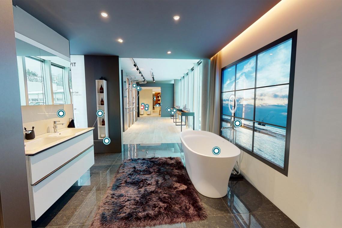 Duravit Design Center w formie wirtualnej