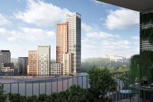 W centrum Rzeszowa może stanąć 100-metrowa wieża. Projekt nawiązuje do tradycji kształtowania tkanki miejskiej
