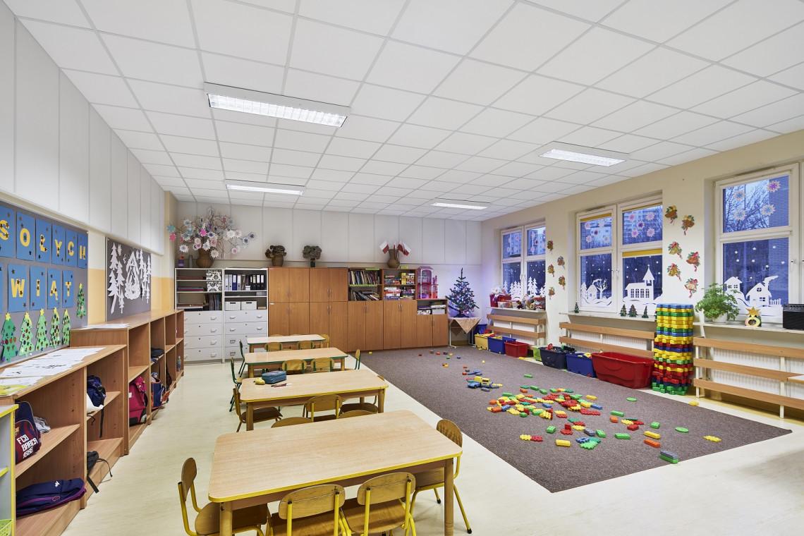 Wpływ akustyki szkolnej na uczniów
