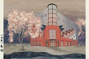 Solpol, Spodek, Hotel Forum. Polskie ikony modernizmu i postmodernizmu oczami młodej artystki