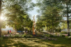 Jak będzie wyglądał Plac Centralny Osiedla Europejskiego w Gorzowie Wielkopolskim? Konkurs rozstrzygnięty