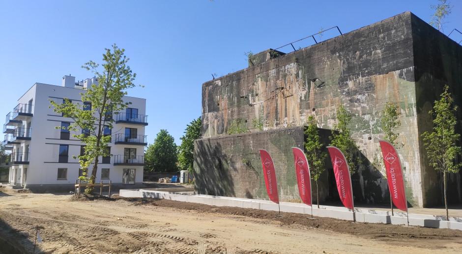 Deweloper przekaże zabytkowy schron Muzeum Marynarki Wojennej w Gdyni