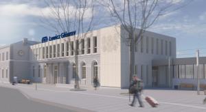 Dworzec w Łowiczu coraz bliżej modernizacji. Autorem projektu Domagało Wnuk Architekci