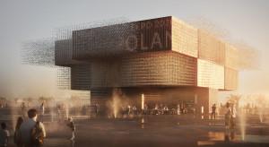 Pawilon Polski na Expo 2020 w Dubaju prawie ukończony