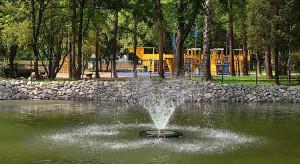 Park Pokoju w Oświęcimiu czeka na otwarcie