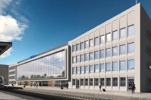 Tak będzie wyglądał dworzec w Kielcach. Autorem koncepcji pracownia Pas Projekt