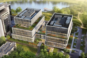 Rozpoczęła się rozbiórka biurowca UBC I. W jego miejscu powstanie dzieło Grupy 5 Architekci