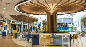 Atrium Reduta uruchamia nowy food court. To projekt hiszpańskich architektów