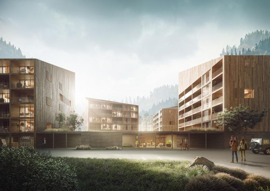 W Wiśle powstanie nowy hotel projektu Franta Group