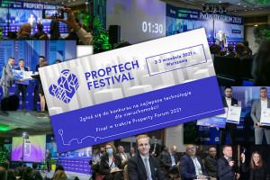 PropTech Festival 2021. Zgłoś swoją innowację!