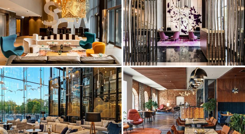 TOP: Hotelowe lobby z efektem