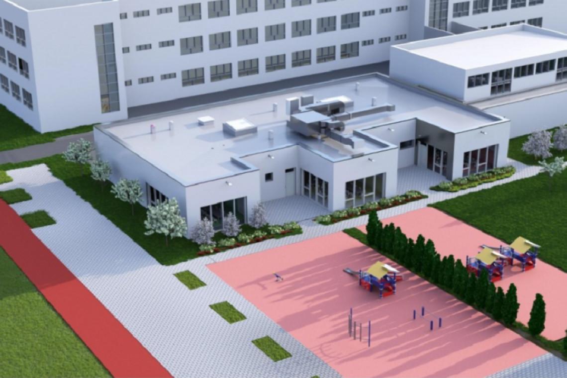 Odbudują przedszkole na Bródnie rozebrane na potrzeby metra