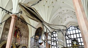 Wielki Kraken w Dworze Artusa od Oskara Zięty