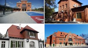 Tak pięknieją polskie dworce. Oto najświeższe modernizacje zabytkowych obiektów PKP