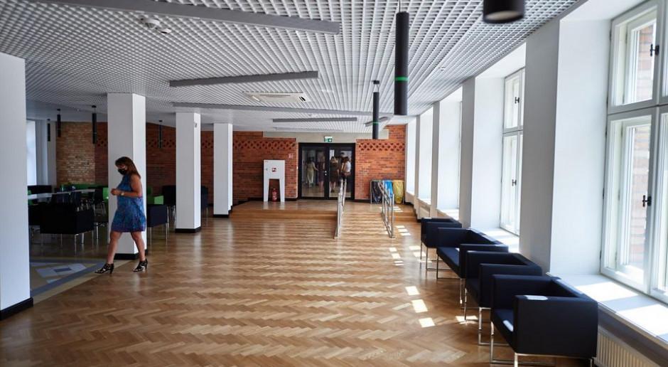 Na Księżym Młynie powstało Akademickie Centrum Designu