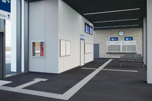 Tak będzie wyglądać dworzec w Pruszczu Gdańskim