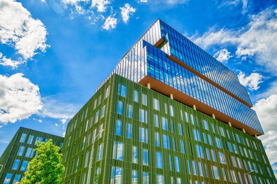 Nieprzypadkowa architektura od Skanska