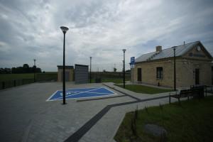 Kolejny dworzec otwarty dla podróżnych