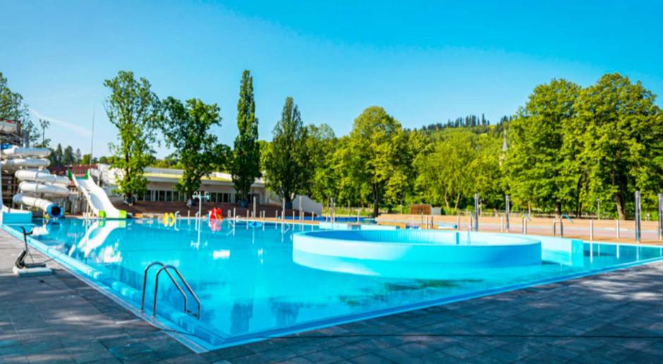 Park kąpielowy z lat 30. XX wieku zyskał drugie życie