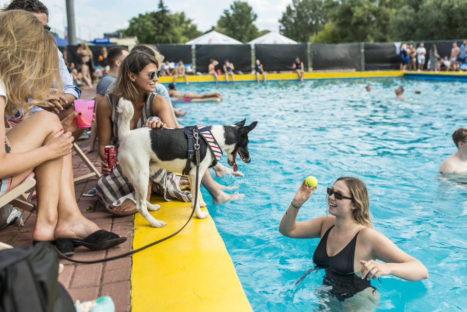 Nad Wisłę wracają odkryte baseny! Oto Błękit - sąsiad Lunaparku