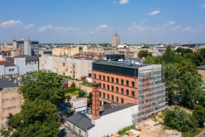 Zabytkowa fabryka siedzibą łódzkiego Biura Aktywności Miejskiej