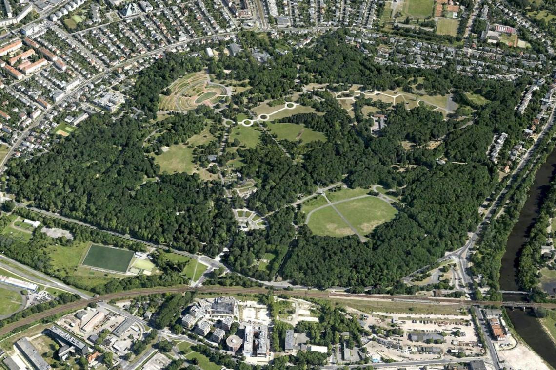 Jest miejscowy plan dla Parku Cytadela