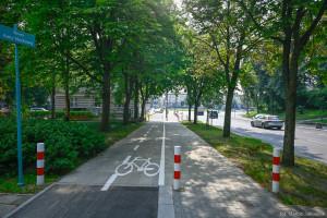 Podwieszana ścieżka rowerowa w Białymstoku. To innowacja w skali kraju!