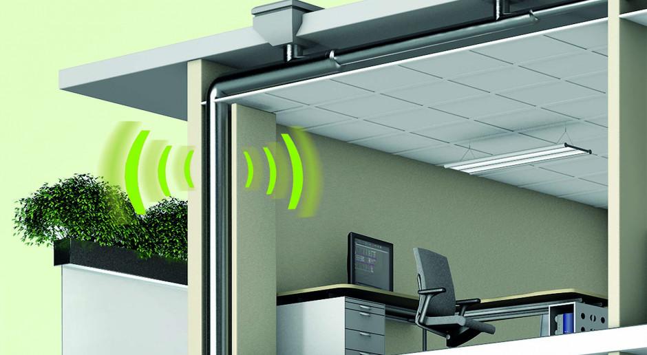 Akustyka w biurze. Skuteczna ochrona przed hałasem
