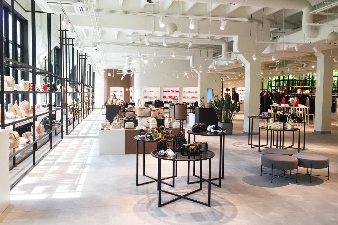 Nowy salon marki Gomez w klimatycznym Forcie Mokotów