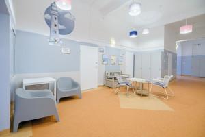 Spokojna, przyjazna i stonowana. Tak wygląda Strefa Rodzica w szpitalu w Świeciu