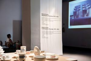 Marek Cecuła. Współczesna Porcelana 1970 – 2021. Wystawa w Instytucie Wzornictwa Przemysłowego w Warszawie