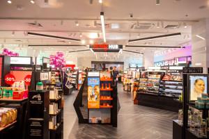 Nowe strefy, więcej przestrzeni, świeży look. Sephora w Sadyba Best Mall w zaskakującej odsłonie
