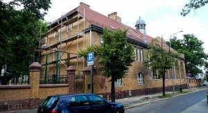 Zabytkowa szkoła w Poznaniu odzyskuje dawny blask