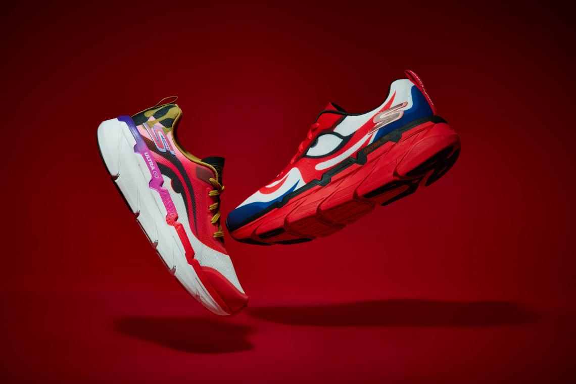 Buty inspirowane ikoną japońskiego designu