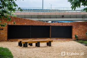 Kasztanowy Ogród Krakowian - kolejny park kieszonkowy stolicy Małopolski