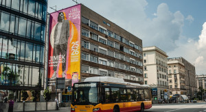 Nowy mural z Jimkiem promuje warszawski festiwal. To projekt Good Looking Studio