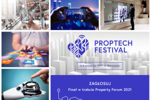 Oto nominacje w konkursie PropTech Festival 2021. Zapraszamy do głosowania!