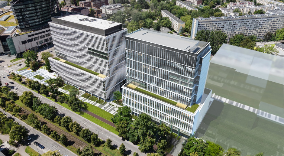 Rusza realizacja II fazy największej biurowej inwestycji Skanska we Wrocławiu