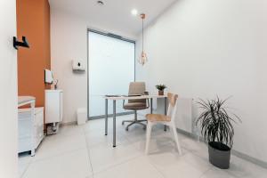 Coworking dla lekarzy? Zaglądamy do wnętrz nowoczesnej kliniki w Gdańsku