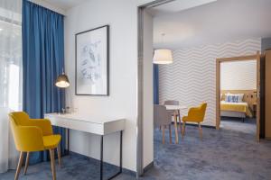 Best Western Hotel Jurata odświeżył pokoje. Postawiono na morski klimat