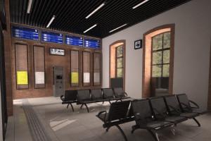 Przebudowa dworca w Dąbrowie Górniczej coraz bliżej