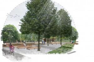 Krakowski park Stacja Wisła zostanie powiększony