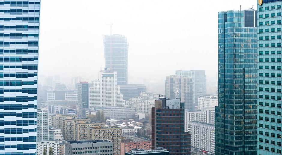 Nowe serce biznesu Warszawy