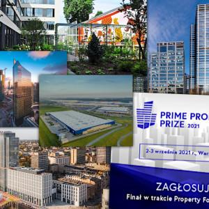 Prime Property Prize 2021: Oto najlepsze projekty w kategorii Zielony Budynek