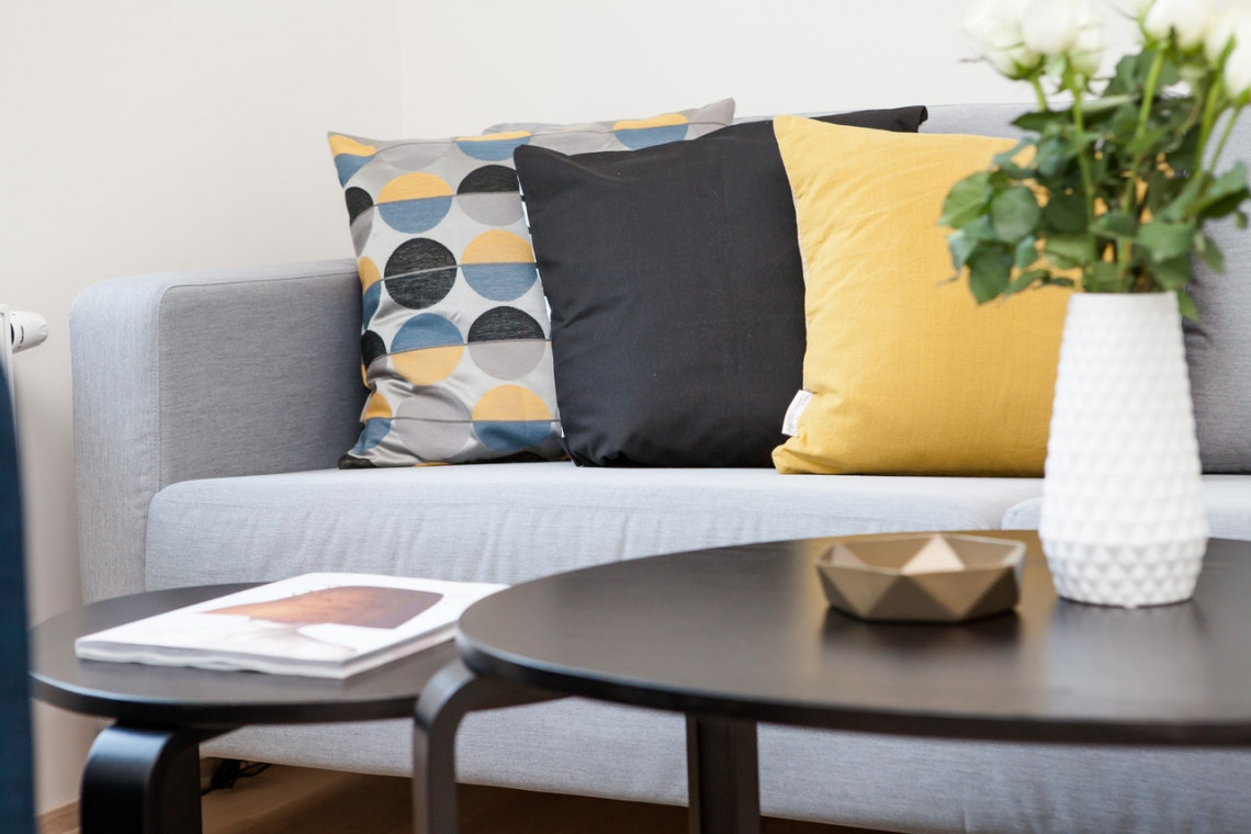 Czyszczenie mebli tapicerowanych - o czym należy pamiętać?