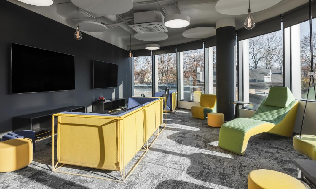 Z widokiem na Beskidy. Zaglądamy do nowego biura ICE Mortgage Technology w Bielsku-Białej